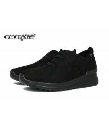 Skechers Amarpies negras